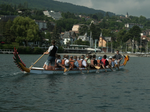 photo dragon boat